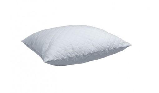 Poduszka pikowana z kulką silikonową 50/70 cm