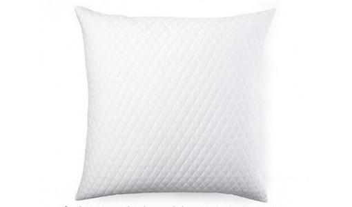 Poduszka pikowana z kulką silikonową 70/80 cm