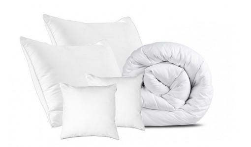 Kołdra całoroczna MEDIC + 4 poduszki