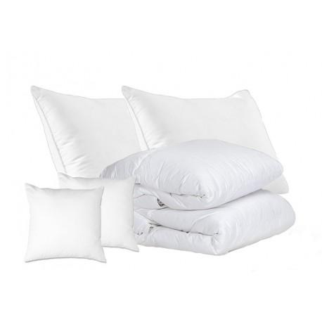 Kołdra zimowa MEDIC + 4 poduszki