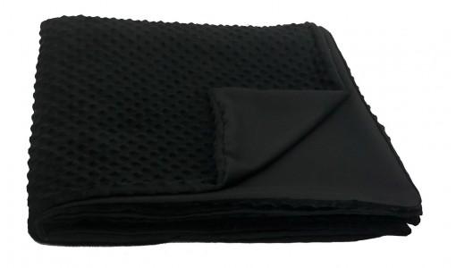 Narzuta na fotel 70/140 WŁOCHACZ MINKY (zielony)