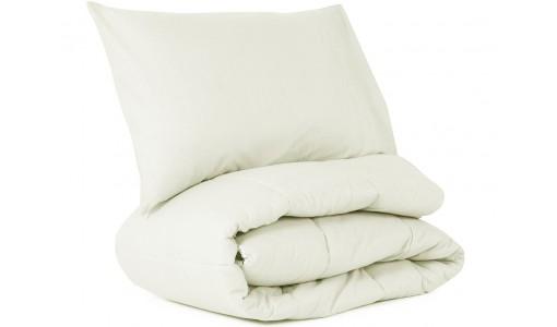 Kołderka dziecięca bawełna + poduszka 40/60 cm