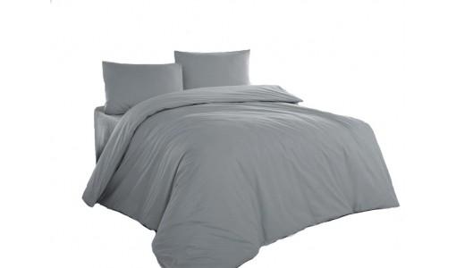 Gruba kołdra bawełna drukowana 200/220 cm + 4 poduszki