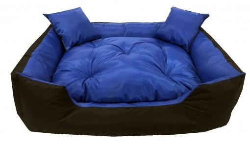 Wodoodporne legowisko dla psa kanapa 100 X 75 + 2 poduszki