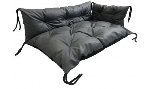 Poduszka na ławkę z palet 120x80x40 cm