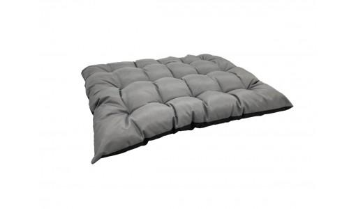 Wodoodporne legowisko poduszka prestige 45x55cm kolor szary