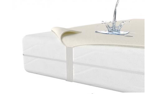 Ochraniacz mata na materac 160x200 cm wodoodporny