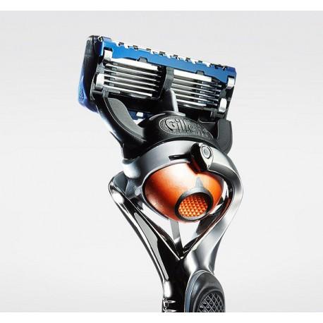 Gillette Fusion Proglide FLEXBALL + oryginalne ostrza