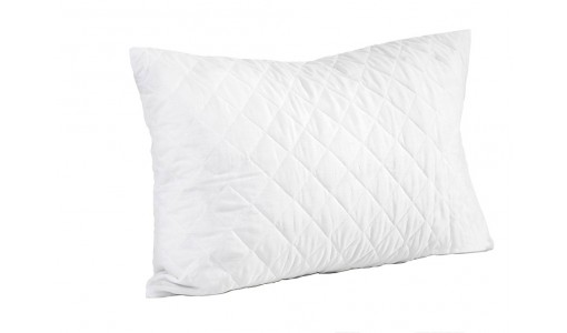 Poduszka pikowana z wypełnieniem poliestrowym 50x70cm