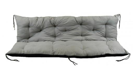 Poduszka na ławkę ogrodową 100x60x50 cm