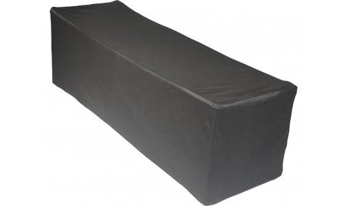 Poduszka na krzesło ogrodowe 50x50x50 cm + 2 x 40x40 cm