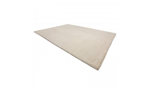 Pluszowy mięciutki dywan VELVET BUNNY 80x160cm kolor czarny