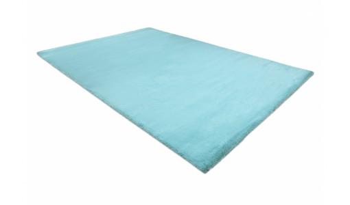 Pluszowy mięciutki dywan VELVET BUNNY 80x160cm kolor cappucino