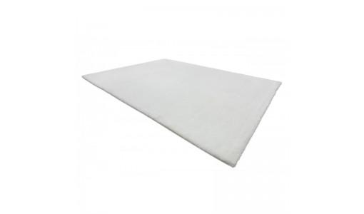 Pluszowy mięciutki dywan VELVET BUNNY 120x160cm kolor biały