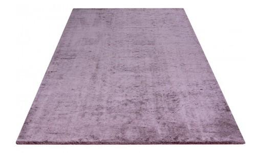 Pluszowy mięciutki dywan VELVET BUNNY 80x160cm kolor róż-fuksja