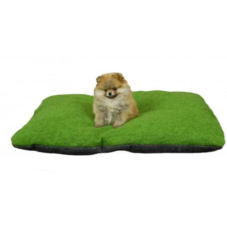 Legowisko dla psa poduszka 115 X 90 (czarne)
