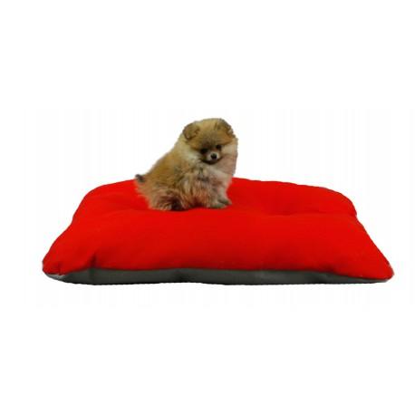 Legowisko dla psa poduszka 115 X 90 (zielone)