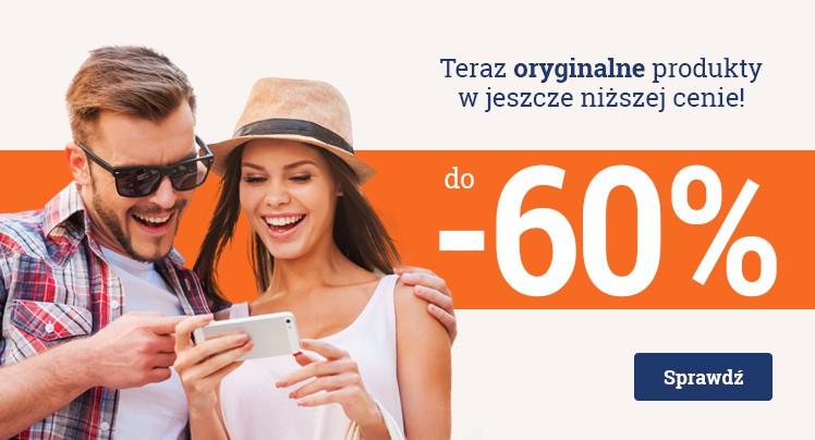 Oryginalne produkty na Szperacze.pl taniej do -60%!